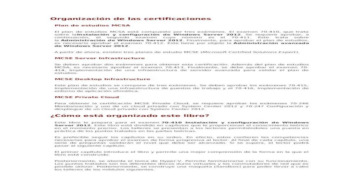 Curso 70 410 Win 2012 Docx Document